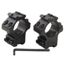2pcs / Set Tactical Optics Scope Mounts 25.4 Ring Fit 11mm Weaver Rail