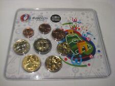 Frankrijk BU set 2016 Monnaie de Paris (EK voetbal )  (203)