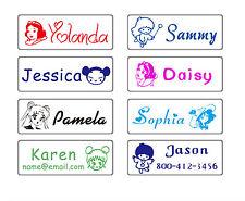 custom name stamp school teacher kids self ink girl princess personalized gift