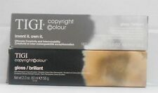 TIGI GLOSS / BRILLIANT Demi-Permanent Professional Hair Color (New Pkg)~  2 oz