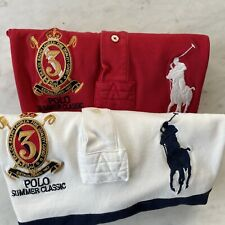 Polo Ralph Lauren Polo Lot two shirts ss Small Big Pony Rugby Summer Classic #3