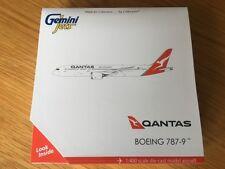 QANTAS Australia Boeing 787-9 Model  1:400 Scale Gemini Diecast Metal GJQFA1644