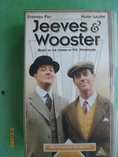 JEEVES AND WOOSTER - COMPLETE FOURTH SERIES  (NEW) (DOUBLE TAPE)