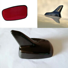 Black 3D Shark Fin Style Decoration Antenna Simulation Aerial Car SUV Roof Top
