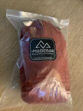 Madeira Ultralight Hammock Travel Camping Outdoor Backpacking NIB Orange