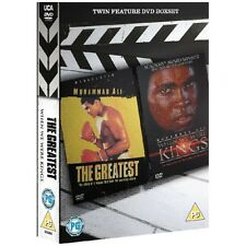 Muhammad Ali The Greatest/When We Were Kings DVD - Brand New!