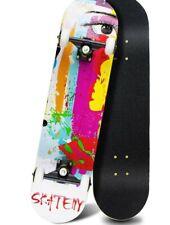 ANDRIMAX Skateboards-Complete Skateboards for Beginners Kids Boys Girls Adults