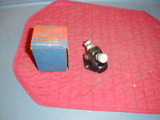 NOS MOPAR 1935-42 CAR & TRUCK FLOOR STARTER SWITCH