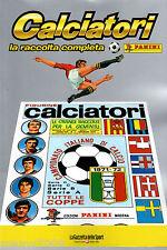 CALCIATORI PANINI=1971/72=RISTAMPA DELL'ALBUM=EDITO DA  PANINI-GDS=tutte le copp