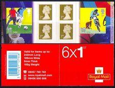 GB 2010 Olympics/Sports/Football/Bikes/BMX bklt b8543d