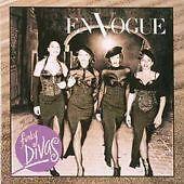 EN VOGUE - FUNKY DIVAS - 1992 CD ALBUM