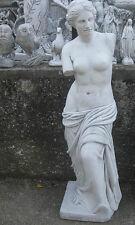 """Frauenstatue """"Venus von Milo"""" Frau Dame 125 cm massiv Skulptur Steinfigur Neu"""