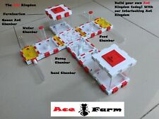 The Ant Fortress Ant Farm/Formicarium,