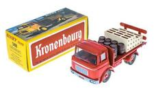 Camion GAK Berliet Plateau Brasseur, réédition Dinky Toys par Atlas 1/43