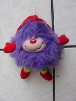 Regina Regenbogen (Rainbow Brite)  Hallmark 1987- Plüschfigur Gnom mit lila Haar
