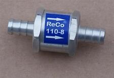Rückschlagventil RECO Diesel Benzin Kraftstoff für 8 mm Schlauch