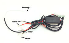 Daytime Running Lights Lamps DRL Auto Switch Relay Dim Dimming Indicator