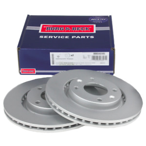 Brake Disc fit Citroen C4. Peugeot 307. 01- BORG & BECK BBD4249