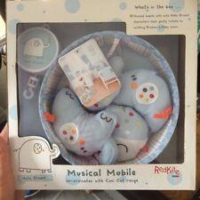 Musical Boys' Jungle Nursery Mobiles