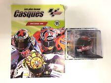Casco Motogp Jorge Lorenzo 2009 1/5 Colección Altaya Fascículo Nuevo Caja
