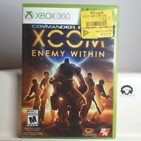 XCOM: Enemy Within ( Xbox 360 ) Tested