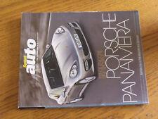 17$$ Revue Sport Auto collector n°563 Porsche Panamera / Patrese / Hamilton