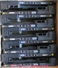 5 Stück LENOVO Dockingstation 4337 mini Dock Series 3 T510 T520 T530 X220 KEY