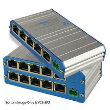 Veracity VCS-8P2-MOB CAMSWITCH 8 Mobile- Powered via 12V or 24V DC