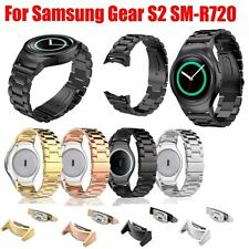 Stainless Steel Band Bracelet/Adapters for Samsung Galaxy Gear S2 SM-R720 Watch