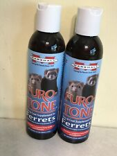 LOT of 2 Marshall Furo-Tone Vitamin Supplement for Ferrets 12 oz TOTAL 0703A