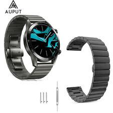 Premium Edelstahl Armband Uhrenarmbänder für Huawei Watch GT 2e 2 1 Classic Pro