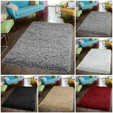Extra Large Non Slip Shaggy Living Room Rugs Bedroom Kitchen Runners Carpets