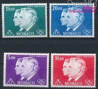 Monaco 1512-1515 postfrisch 1982 Flugpost (8940411