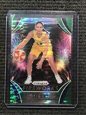 2020 Panini Prizm WNBA Sue Bird SSP FIREWORKS Green PULSAR PRIZM 11/25