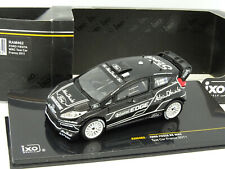 Ixo 1/43 - Ford Fiesta RS WRC Test Car France 2011