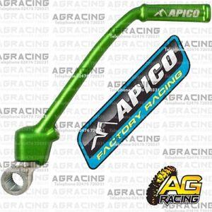 Apico Green Kick Start Starter Lever Pedal For Kawasaki KX 85 Big Wheel 2009