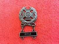 US ARMY EXPERT RIFLE MARKSMANSHIP BADGE