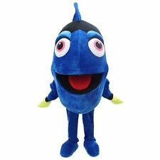 Dory The Blue Fish Mascot Costume From Finding Nemo Halloween Adult  Fancy Dress