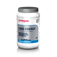 Sponser LONG ENERGY 5 % PROTEIN basisches POWER Getränk von den Laufexperten