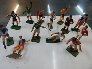 Soccer players by Starlux - 13 figures