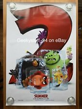 Angry Birds 2 DS Theatrical Movie Poster 27x40