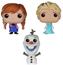 Disney Frozen Funko Pop Pocket Mini's Anna Elsa Olaf Toys for Boys and Girls