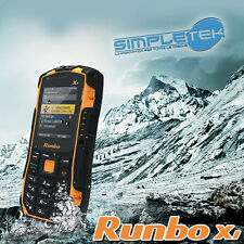 RUGGED PHONE MILITARY NEW WATERPROOF BOAT HUNTING FISHING Dust Proof Shockproof