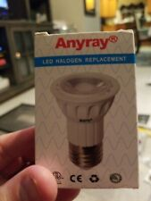 ANYRAY LED HALOGEN LED SPOTLIGHT REPLACEMENT 450LM 5W