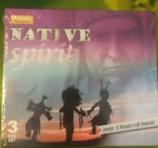 Native Spirit [BCI #1] by Various Artists (CD, 2008, 3 Discs, The Garr Group)