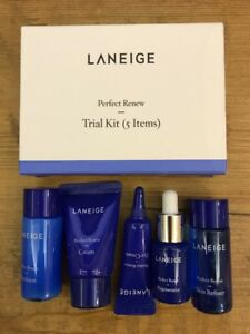 Laneige Perfect Renew Trial Kit 5 Items US Seller