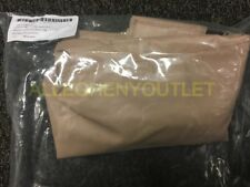 Us Military Brass/Link Cartridge Catch Bag Tan Brand New In Bag