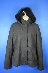 Women's Coastal Paramount* Icebreaker 100% Wool Jacket lined large like new