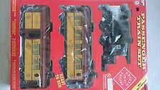 * Aristocraft 28105 Steam Passenger Set With Radio Control G Scale