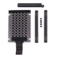 HDD Hard Drive Cover Caddy Rails Screws Kit For IBM LENOVO Thinkpad X220/ X220i